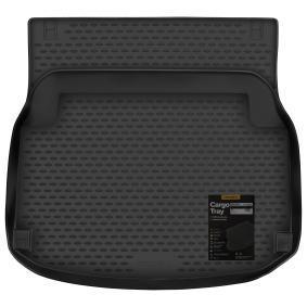 Kofferbak / bagageruimte schaalmat Breedte: 132cm 4731A0276 MERCEDES-BENZ C-Klasse Sedan (W204)