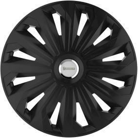 Hjulkapsler Mængdeenhed: sæt, sort 13COSMOBLACK