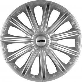 Wheel trims ARGO 13 NERO