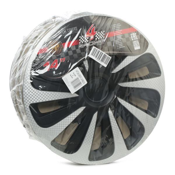 ARGO  14 CALIBER CARBON S&B Wheel trims Quantity Unit: Kit