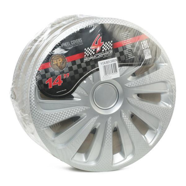 ARGO  14 CALIBER CARBON Wheel trims Quantity Unit: Kit