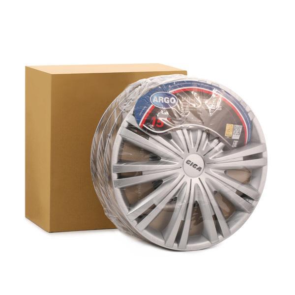 Wheel trims ARGO 15GIGA expert knowledge