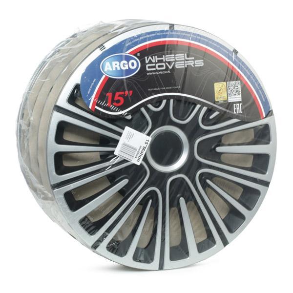 ARGO  15 MOTION Wheel trims Quantity Unit: Kit