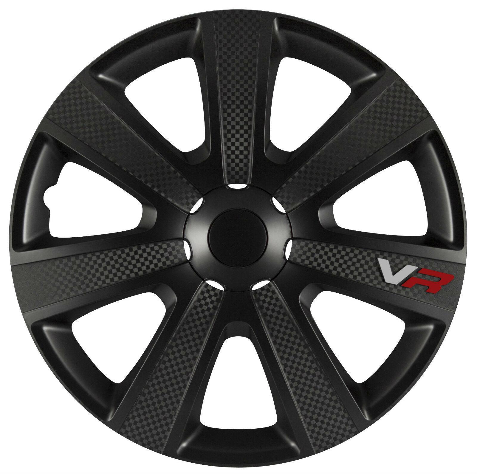 Wheel trims ARGO 16 VR BLACK 5906197741106