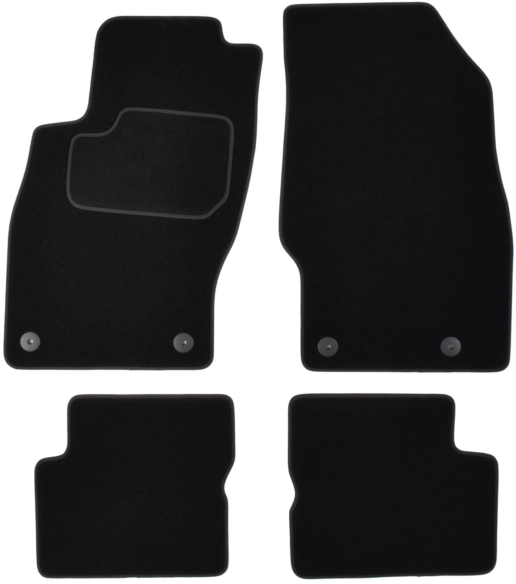 Autofußmatten CUSTOPOL OPL140C Bewertung