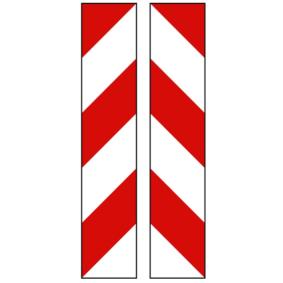 Markery ostrzegawcze 612SF