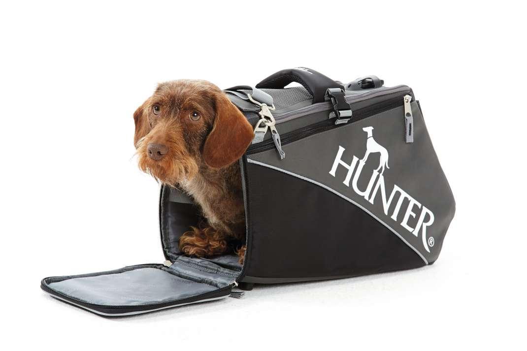 Koiran kantolaukku HUNTER 62450 asiantuntemusta