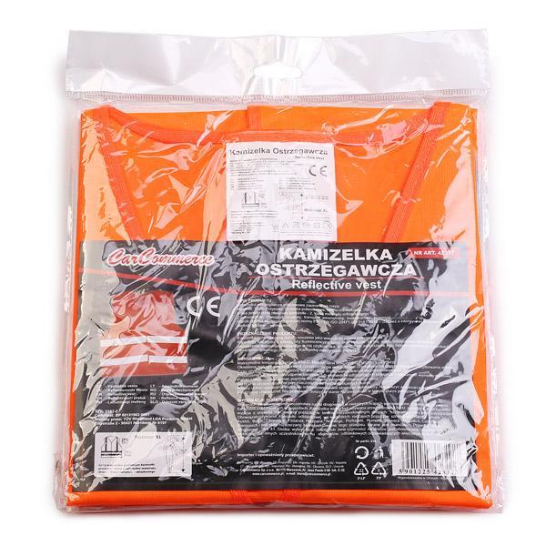 Reflexväst 42317 CARCOMMERCE 42317 original kvalite