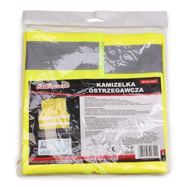 Reflexväst 42622 CARCOMMERCE 42622 original kvalite