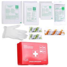 Førstehjælpskasse 80203