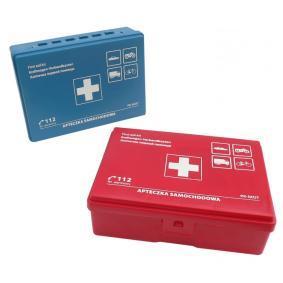 Zestaw pierwszej pomocy do samochodu 80251