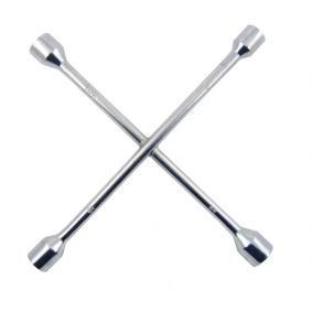 Four-way lug wrench 42255