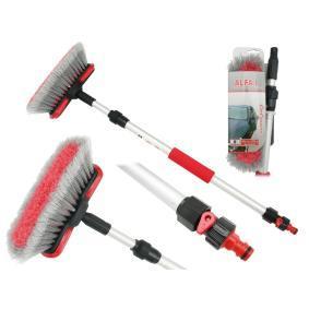 Interior detailing brushes Tool handle material: Aluminium 42682