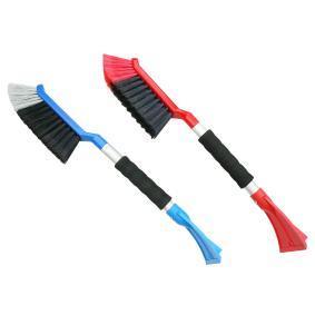Interior detailing brushes Tool handle material: Aluminium 61579