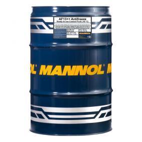Nemrznoucí kapalina MN4015-60 Octa6a 2 Combi (1Z5) 1.6 TDI rok 2012