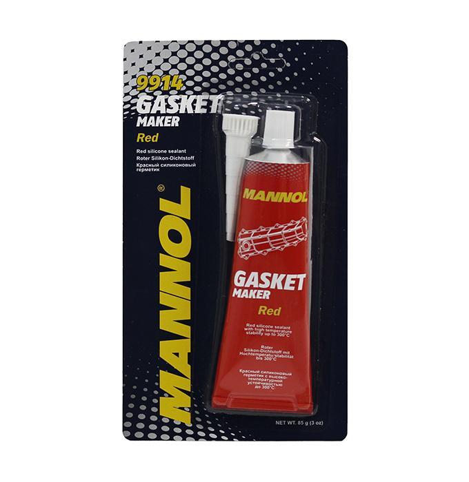 MANNOL Gasket Maker, Red 9914 Dichtstoff Temperaturbereich bis: 300°C