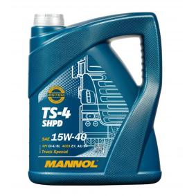 Motoröl Art. Nr. MN7104-5 120,00€