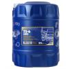 MANNOL Motorenöl MB 228.3 15W-40, Inhalt: 20l