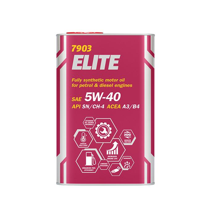MANNOL ELITE MN7903-1ME Motoröl