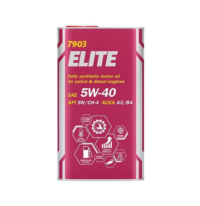MANNOL ELITE MN7903-4ME Motoröl