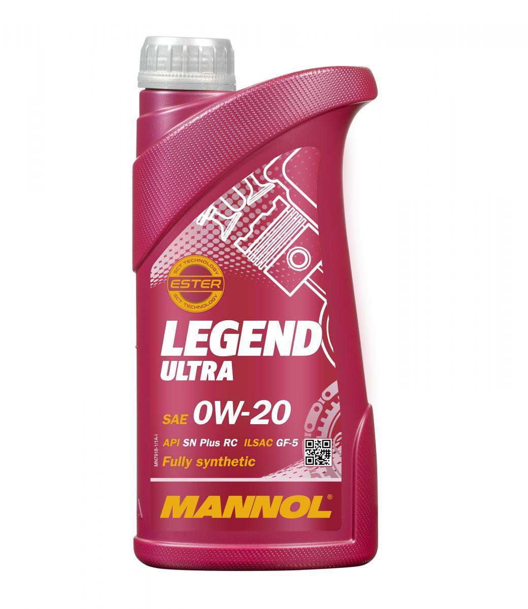 MANNOL LEGEND, ULTRA MN7918-1 Motoröl