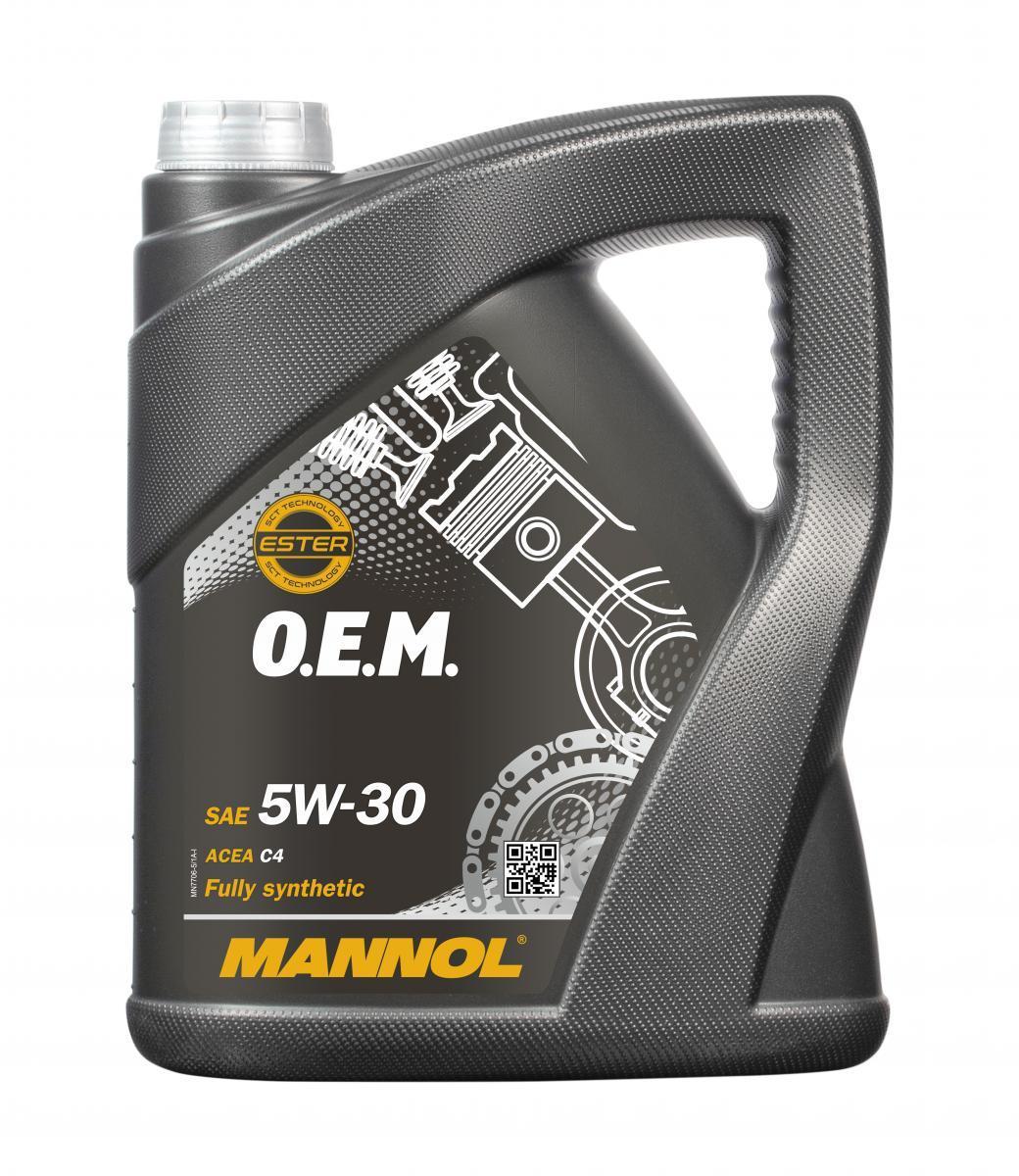MANNOL O.E.M. MN7706-5 Motoröl