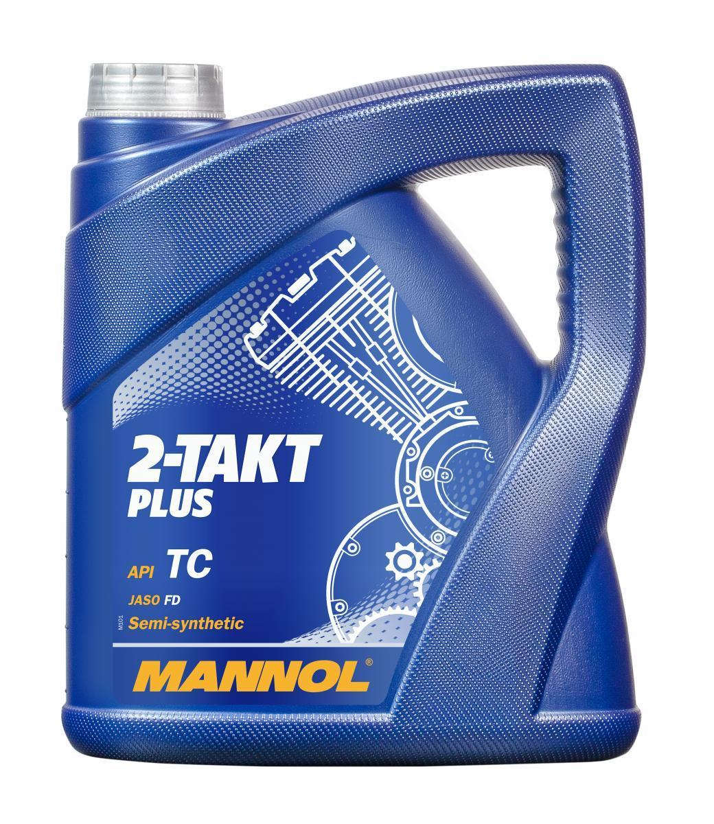 MANNOL Plus MN7204-4 Motoröl