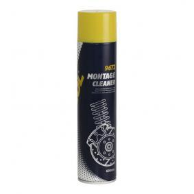 Brake & clutch cleaners MANNOL 9672 for car (Contents: 600ml, Spraycan)