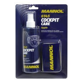 Waschreiniger und Außenpflege MANNOL 6147 für Auto (Blisterpack, Sprühdose, Inhalt: 250ml)