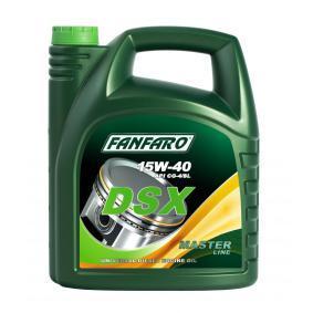 Motoröl Art. Nr. FF6402-5 120,00€