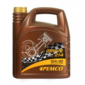 Motoröl Art. Nr. PM0214-5 120,00€