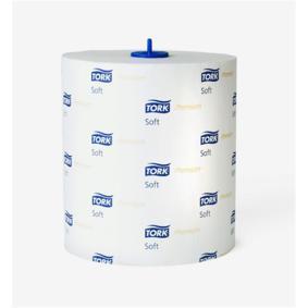 Pappershanddukar på rulle 290016