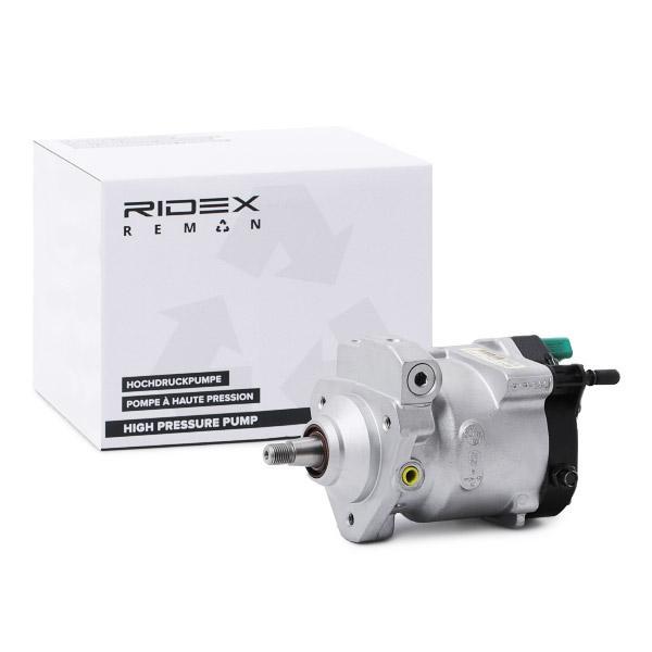 Hochdruckpumpe RIDEX REMAN 3904I0033R Erfahrung