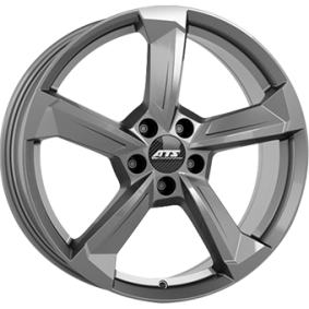 alloy wheel ATS Auvora Daytona grey painted 16 inches 5x100 PCD ET47 AUV65647V77-6