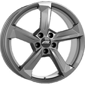 lichtmetalen velg ATS Auvora Daytona grijs geschilderd 16 inches 5x100 PCD ET47 AUV65647V77-6
