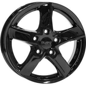 alloy wheel ANZIO SPRINT schwarz glanz 15 inches 4x098 PCD ET35 SPT60535F42-6