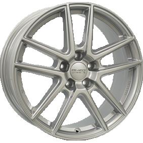 alloy wheel ANZIO SPLIT brilliant silver painted 15 inches 5x112 PCD ET43 SPL60543V21