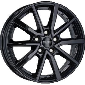 alloy wheel ANZIO VEC Grau Glanz 16 inches 5x100 PCD ET45 VEC60645V77-9