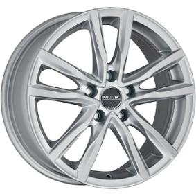 алуминиеви джант MAK брилянтно сребърно боядисани 16 инча 5x108 PCD ET40 F6560MISI40GG2X