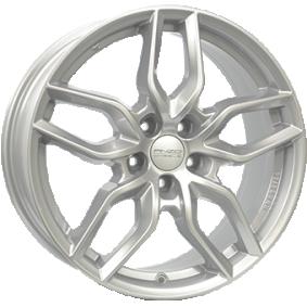 алуминиеви джант ANZIO брилянтно сребърно боядисани 16 инча 5x108 PCD ET50 SKE65650F51