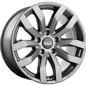 alloy wheel CMS C22 Titanium 16 inches 5x114 PCD ET45 C22 656 45 10 GG
