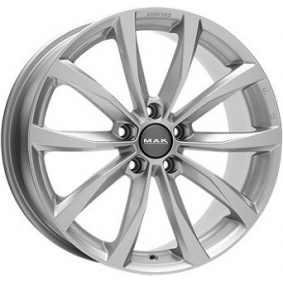 алуминиеви джант MAK брилянтно сребърно боядисани 20 инча 5x114 PCD ET33 F6520WFSI33FNX