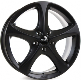 alloy wheel CMS C12 SUV Matte black/polished 22 inches 5x120 PCD ET40 C12 1022 40 71S MB