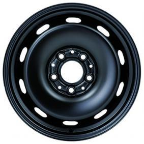 стоманен джант KRONPRINZ STAAL hyper silber schwarz Horn poliert 15 инча 5x112 PCD ET46 BM515019
