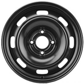 стоманен джант KRONPRINZ STAAL hyper silber schwarz Horn poliert 15 инча 4x108 PCD ET23 PS515045
