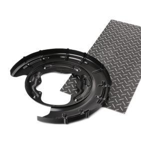 2012 KIA Ceed ED 1.6 Splash Panel, brake disc 1330S0156