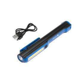 Håndlampe Batterie-Kapazität: 1200mAh, Leuchtdauer: 2.5timer HT1E406