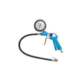 Urządzenie do pomiaru ciżnienia w kole i pompownia powietrza HT4R757