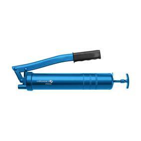 Fettpistole Hogert Technik HT8G905 für Auto (280mm, Betriebsdruck bis: 550bar, Schlauchlänge: 300mm)