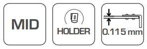 Rolmaat, meetband Hogert Technik HT4M429 waardering